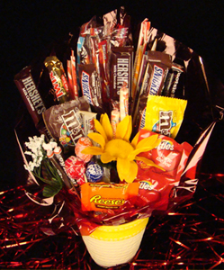 Candy Bouquets Delivered in Atlanta Georgia